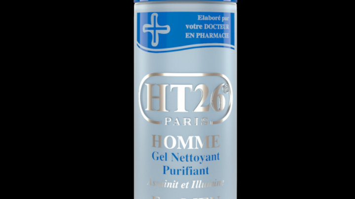 HT26 Purifying Cleansing Shower Gel for Men