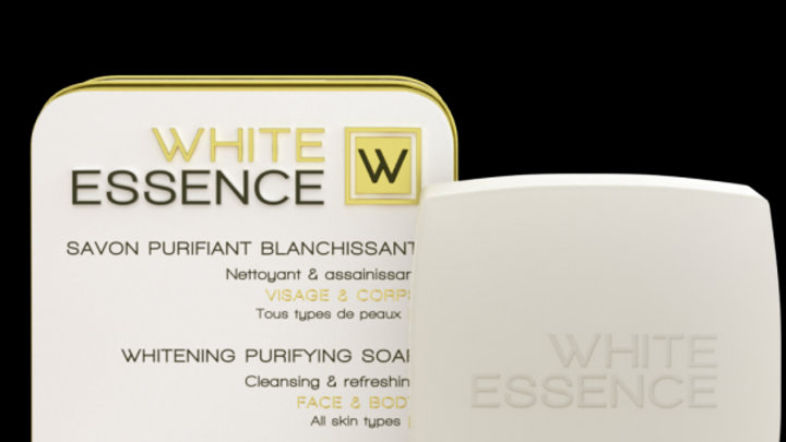 HT26 White Essence - Purifying Soap Perfection