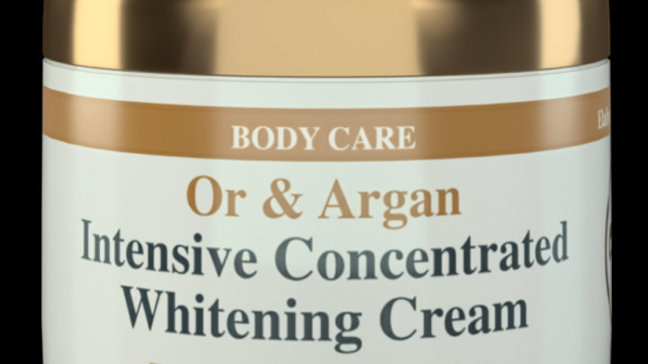 HT26 Or & Argan Intensive Concentrated Body Cream