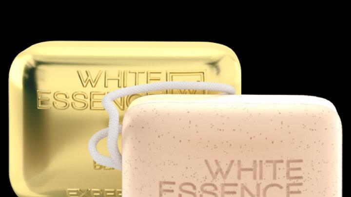 HT26 White Essence - Gold Bar Exfoliating Soap