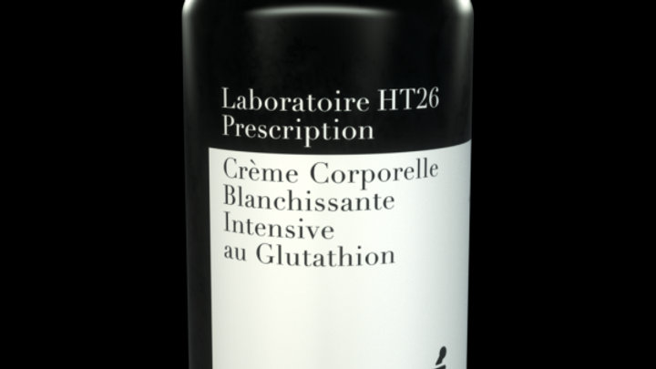 HT26 Glutathione Body Cream