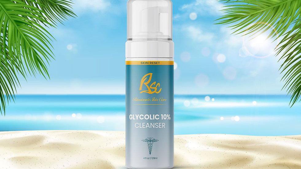 RSC Glycolic 10% Cleanser