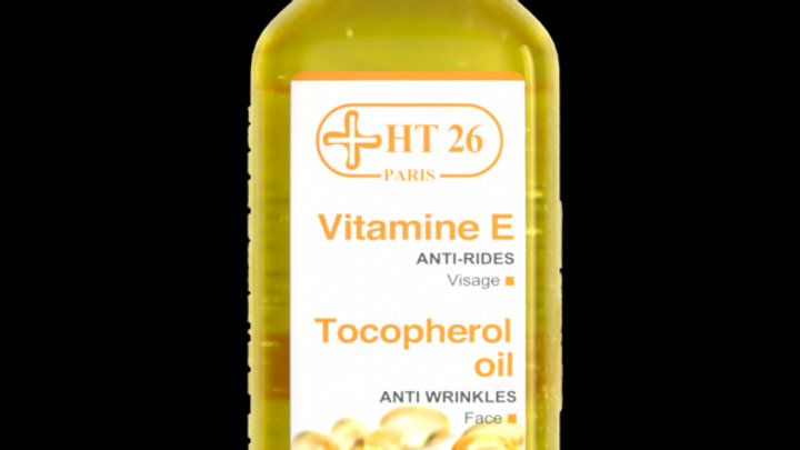 HT26 Vitamin E Oil