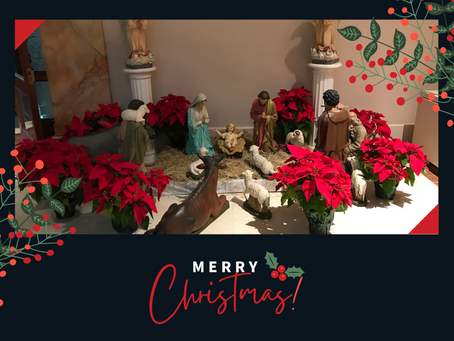 Celebrate Christmas! | ¡Celebra navidad!