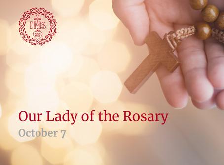 Our Lady of the Rosary | Nuestra Señora del Rosario