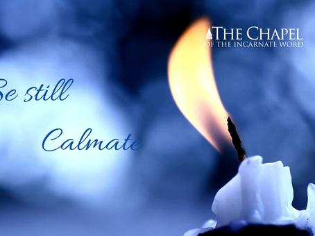 Be Still | Calmate