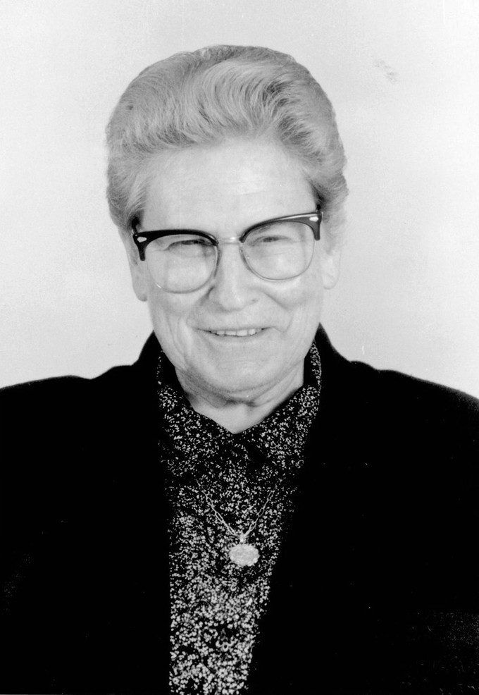 Sr. María Loyola Barba (1921–2013) managed the building of schools from the ground up in Chihuahua and Mexico City. But more than bricks and mortar, she also shaped the education of the schools' teachers. Sr. María introduced innovations that improved the education of teachers and students alike and led to the excellent reputation of Incarnate Word schools in Mexico.