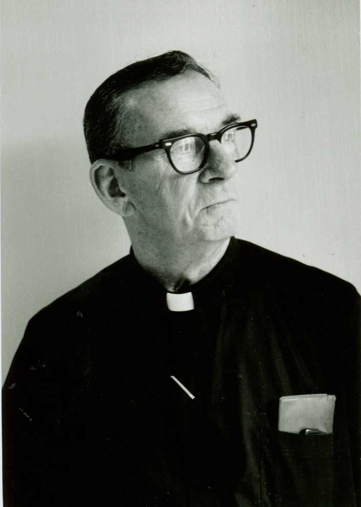 From the beginning, Sisters have had close connections with members of the clergy. Msgr. Thomas French served as Chaplain for the Congregation from 1952 to his death in 2012. He taught theology to the novices and at Incarnate Word College and University. Many Sisters testify to his dedication and service and particularly his gentle and generous ministry to the sick and terminally ill.