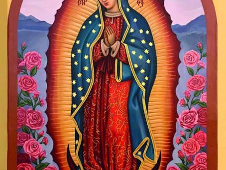 Our Lady of Guadalupe | Fiesta de Nuestra Señora de Guadalupe