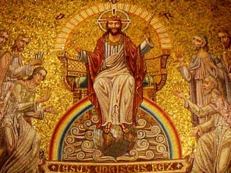 Christ the King | Jesucristo, Rey del Universo