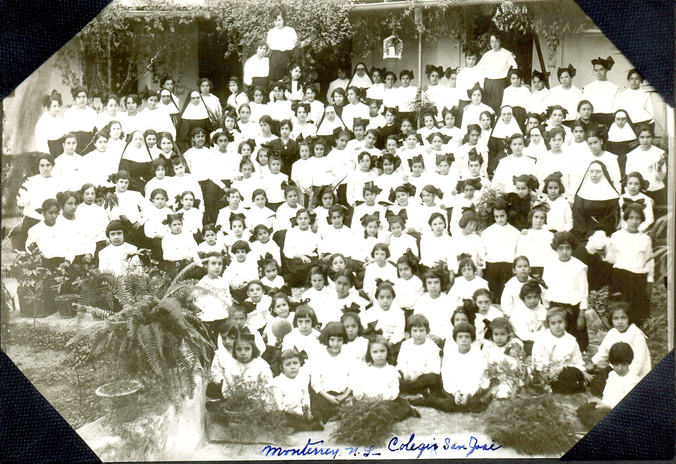 In the early 20th century, the Mexican government closed many of the Congregation's schools in Mexico and confiscated their property. The sisters taught in private homes or sought refuge in San Antonio.  Colegio San José in Monterrey did not suffer any disruption of classes or confiscation of property, however, and became a refuge for Sisters fleeing more troubled areas.