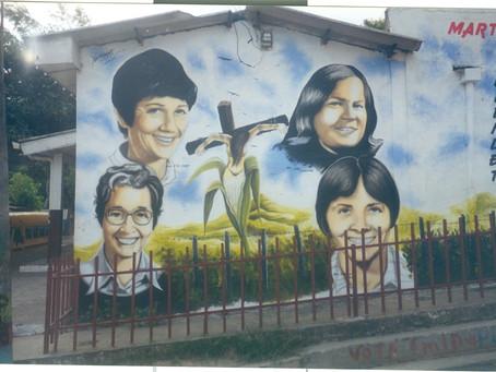 Telling their story: Dorothy, Jean, Ita, Maura