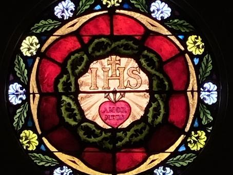 Sacred Heart | Sagrado Corazón