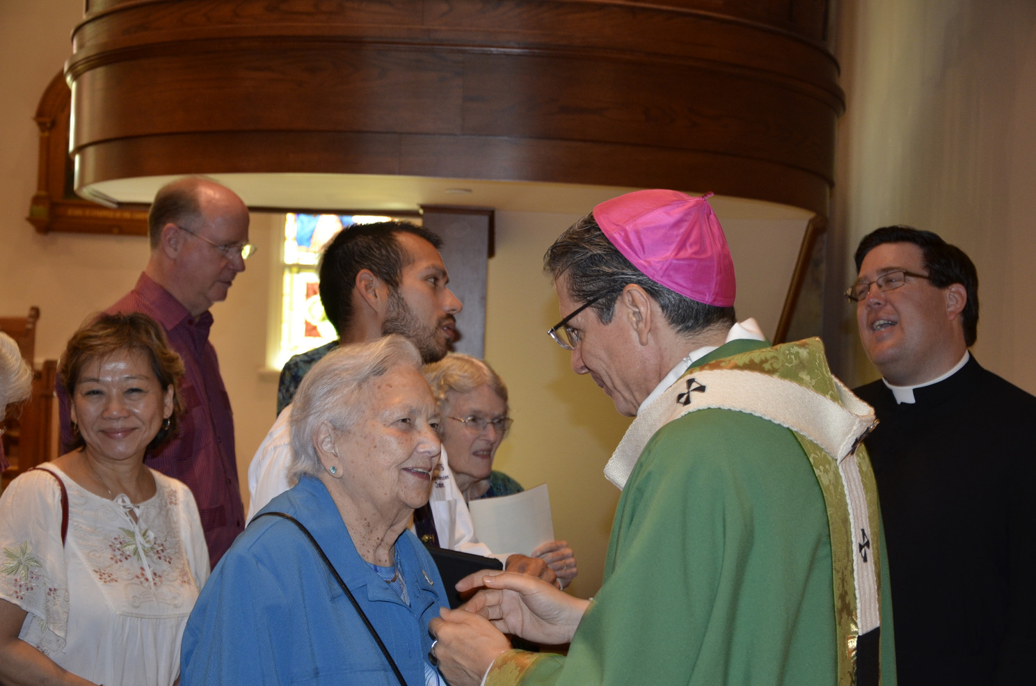 Sr. Rosa María had a tremendous impact on the understanding of culture and popular religiosity in liturgy and worship. Besides her teaching, she for many years counseled and translated for the U.S. Conference of Catholic Bishops, offering to them her valuable insights in popular faith.
