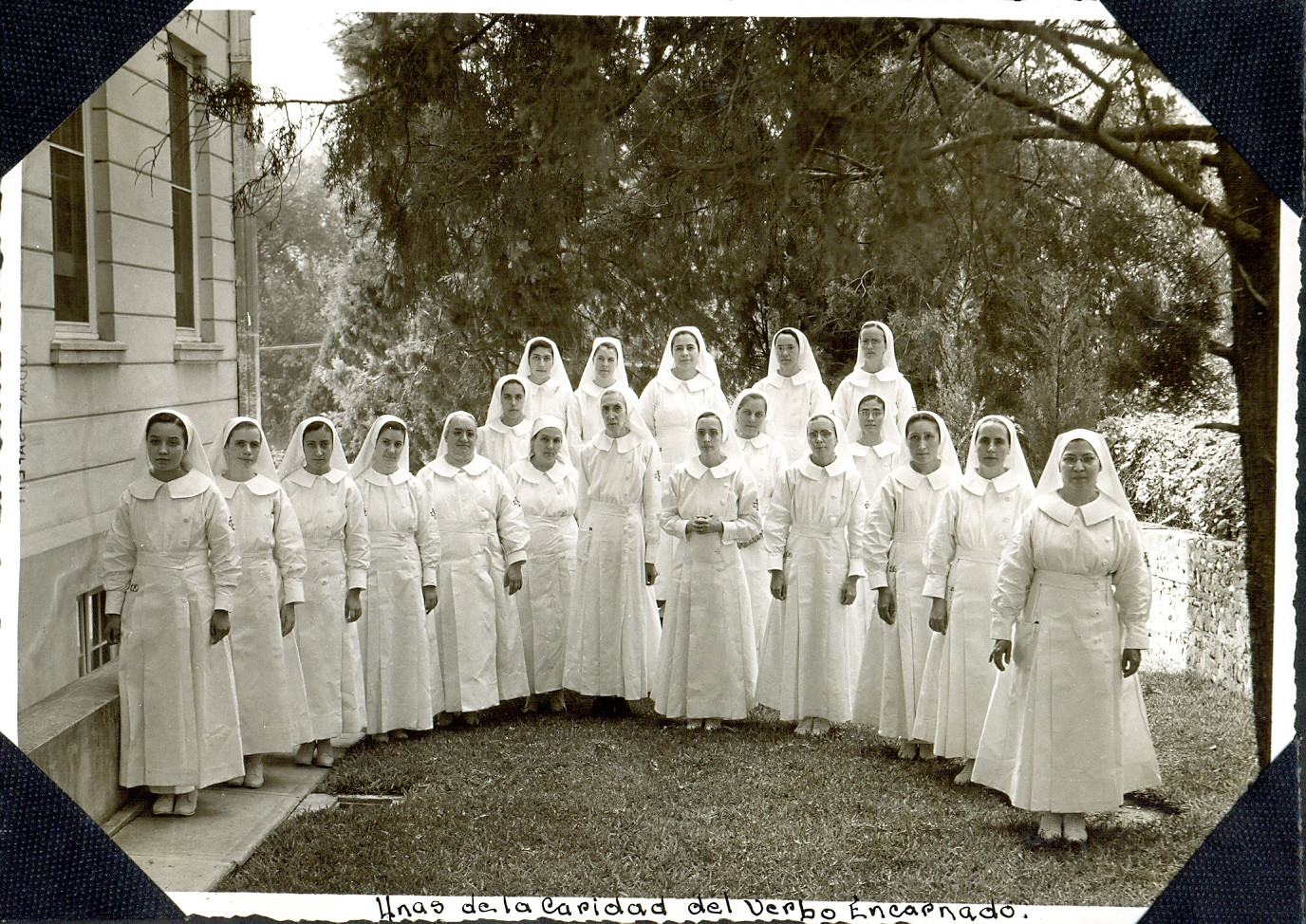 Sister nurses in Mexico were highly skilled and became renowned for their service to the people of Mexico.