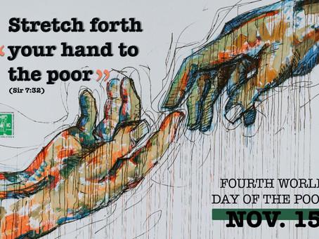 World Day for the Poor | Jornada Mundial de los Pobres