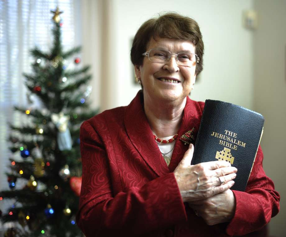 Sr. Margaret Carew spent half her life ministering to inmates at the Bexar County (San Antonio) Jail. In 2010 she was recognized for her 40 years of service—30 as the jail's first female chaplain and 10 as a volunteer.