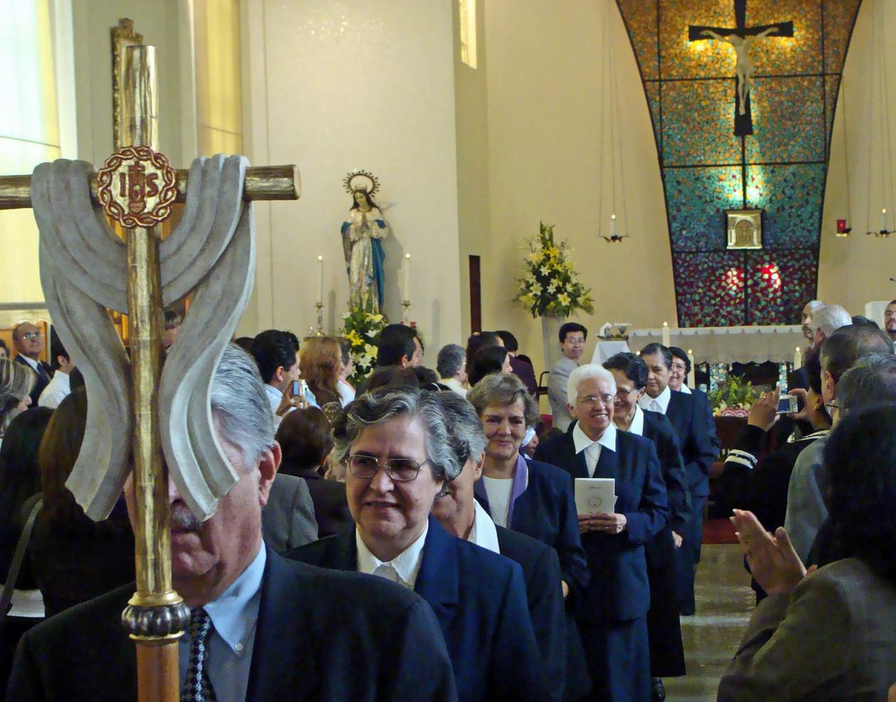 A Jubilee celebration in Mexico in 2009.