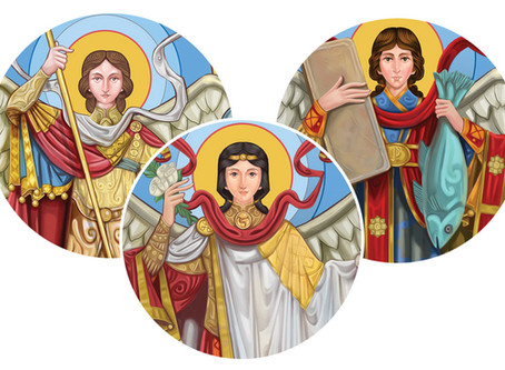 Feast of the Archangels | Fiesta de los Santos Arcángeles