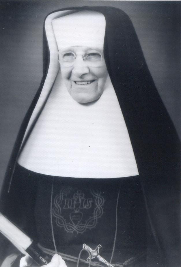 Mother Columkille Colbert (1914–1997) earned a Ph.D. from Catholic University of America in Washington, D.C., becoming the first Catholic sister in Texas to hold that degree. She was immediately appointed President of the Incarnate Word College, serving in that capacity until 1960. She was a person of vision, strength of will, and constant activity. She had the determination to succeed, developing Incarnate Word College into an outstanding institution of higher learning.