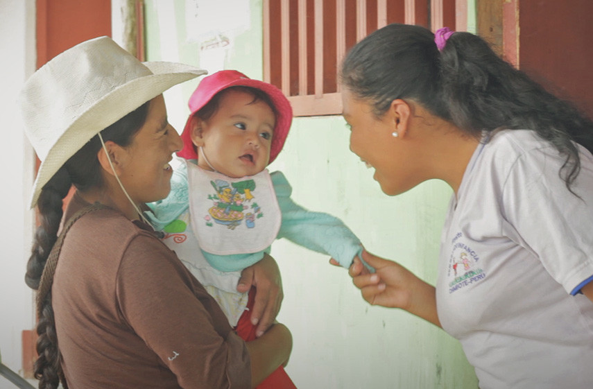 Sembrando Infancia—Sowing Seeds for a Healthy Childhood—focuses on improving the health of children under five years of ages, as well as that of pregnant mothers.
