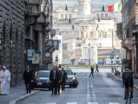 Pope Francis' Prayer & Advice