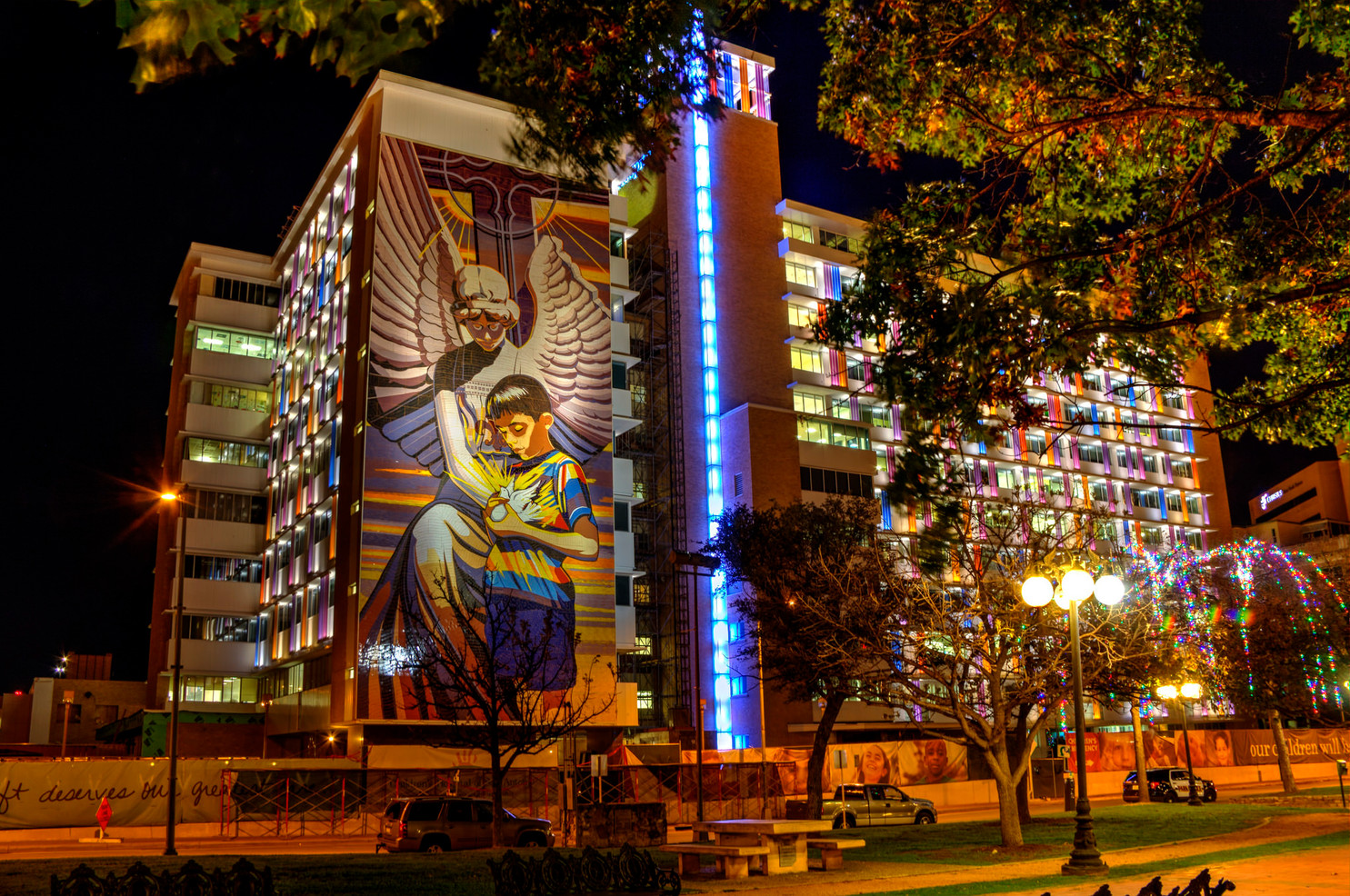 In 2013, the downtown campus of Santa Rosa Hospital was converted to a standalone facility called the Children's Hospital of San Antonio.