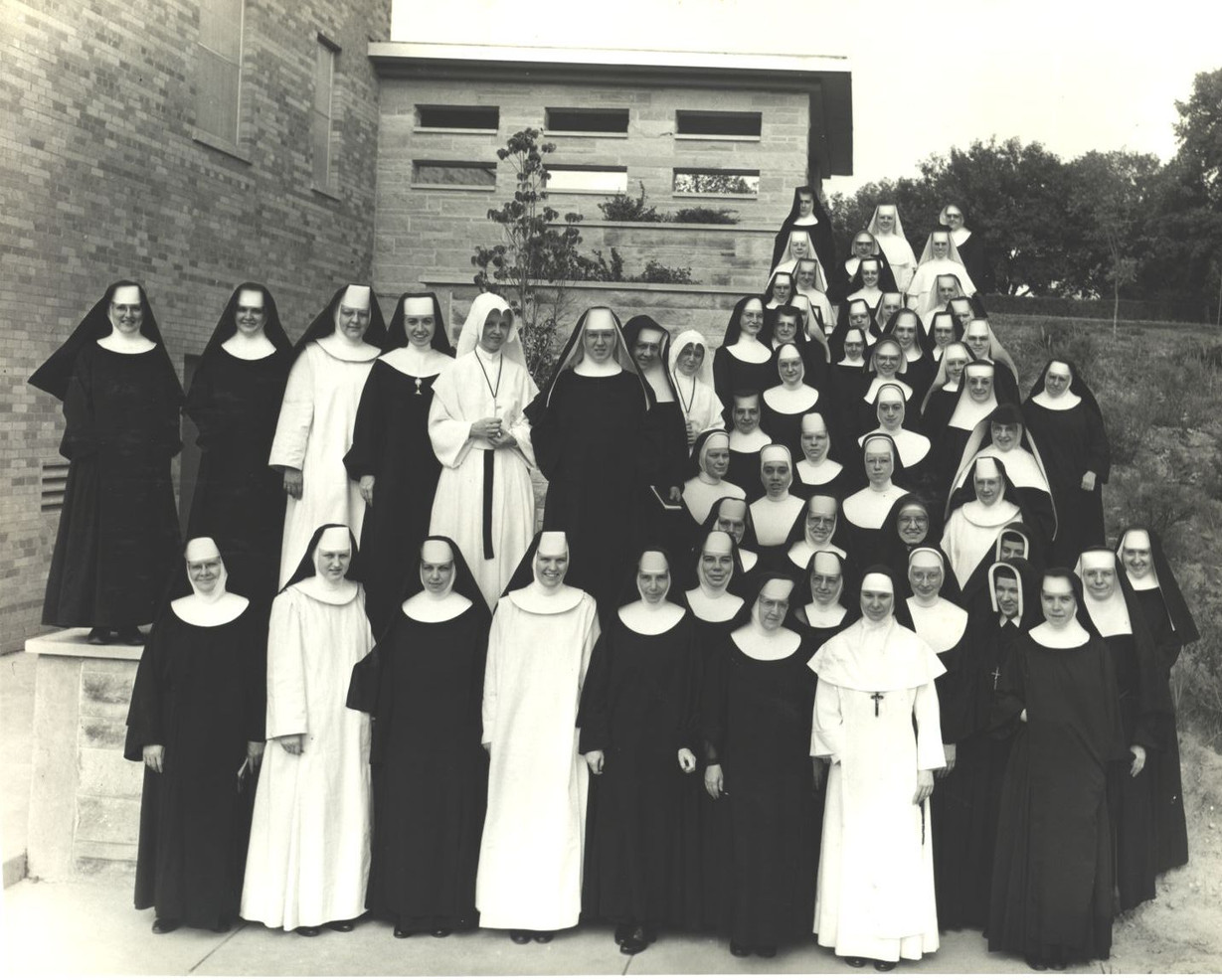 """Mother Columkille made it possible for hundreds of young women to attend """"The College"""" by accepting everything from produce and livestock to work study for tuition payments. She also opened the College during the summer to members of other religious congregations so they could receive the education they needed to teach."""