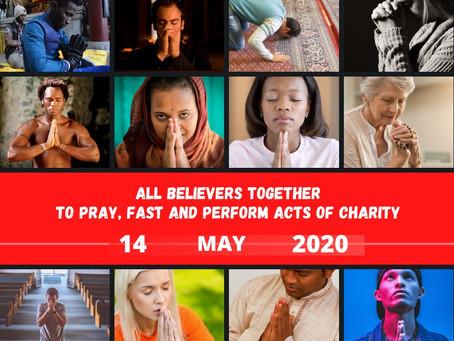 Call to Prayer   Llamado a la oración