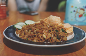 Indonesia - Fried Noodles