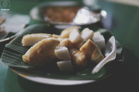 Indonesia - They Call This Ketupat (Rice)