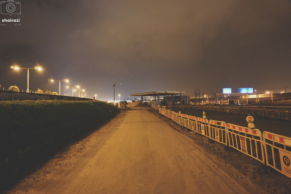 Hong Kong - Lonely Path Ahead