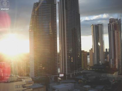 Australia - Sunset view