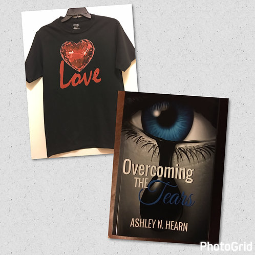 Love T-Shirt and Book Package