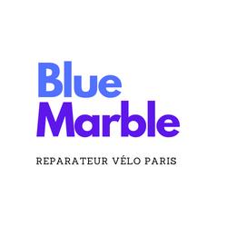 Blue Marble - réparation vélo