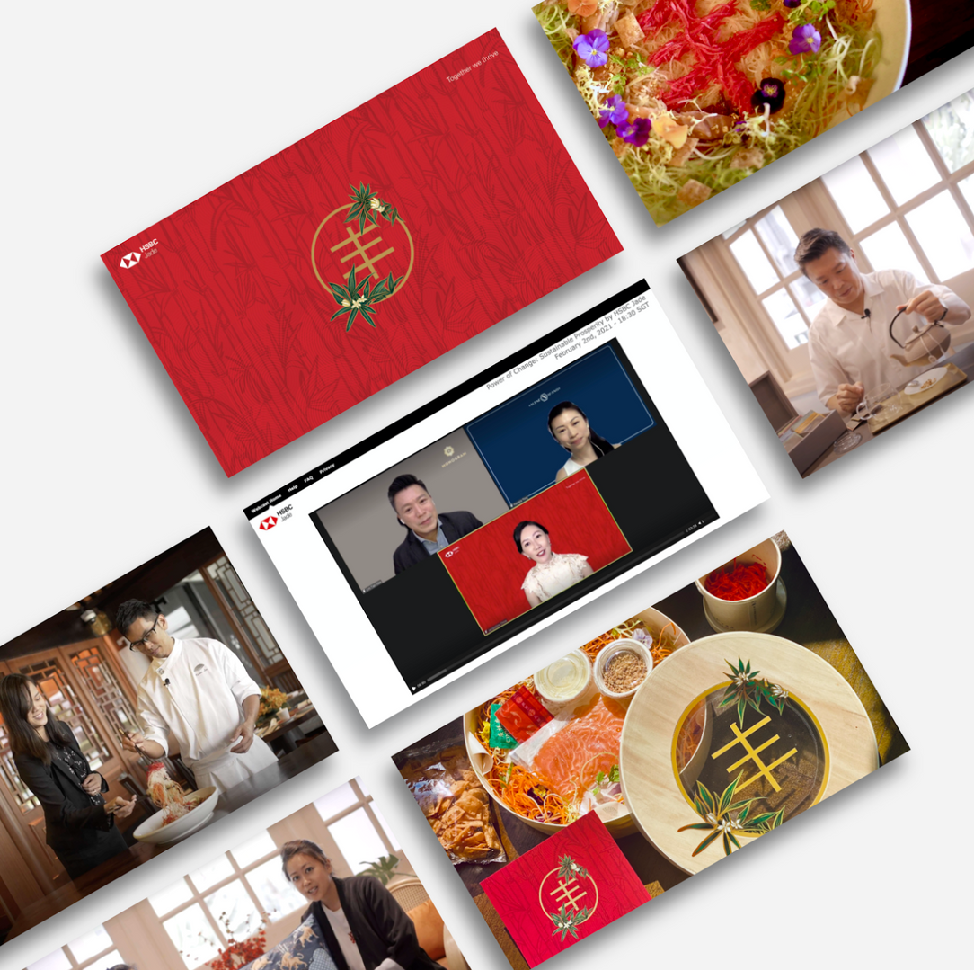 HSBC Jade Power of Change: Sustainable Prosperity