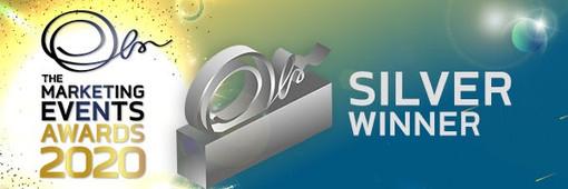 Marketing Events Award 2020 - Best Experiential Marketing - Silver Winner