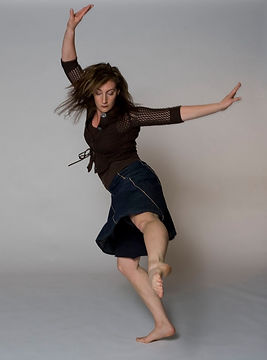 Jennifer Kayle compositional improvisation MICI dance