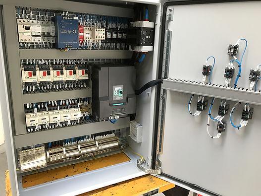 coffret électrique variateur