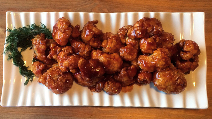 BBQ (Cauliflower) Wings