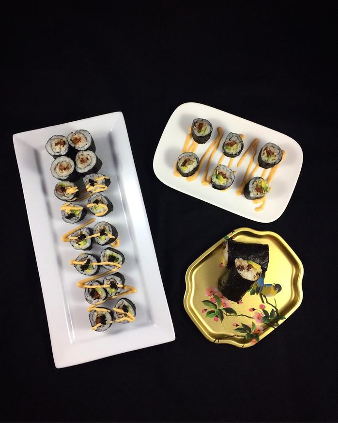 'Tuna' Sushi Rolls