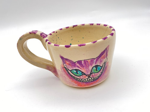 """Cheshire Cat "" 6oz"