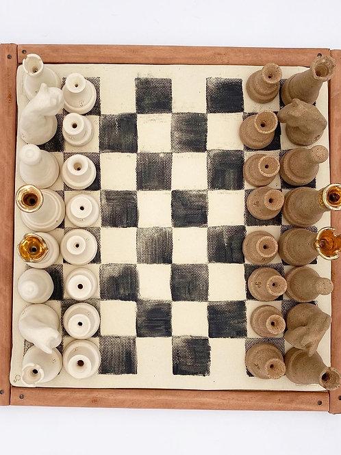 """Juego de ajedrez  """"VENDIDO"""""""