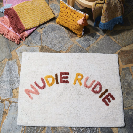Tula Nudie Bath Mat - Terra - SAGE AND CLARE