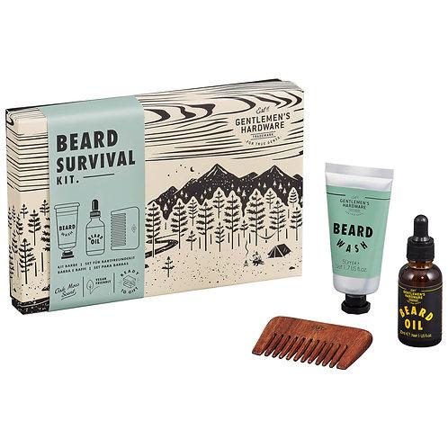 Beard Survival Kit - GENTLEMEN'S HARDWARE