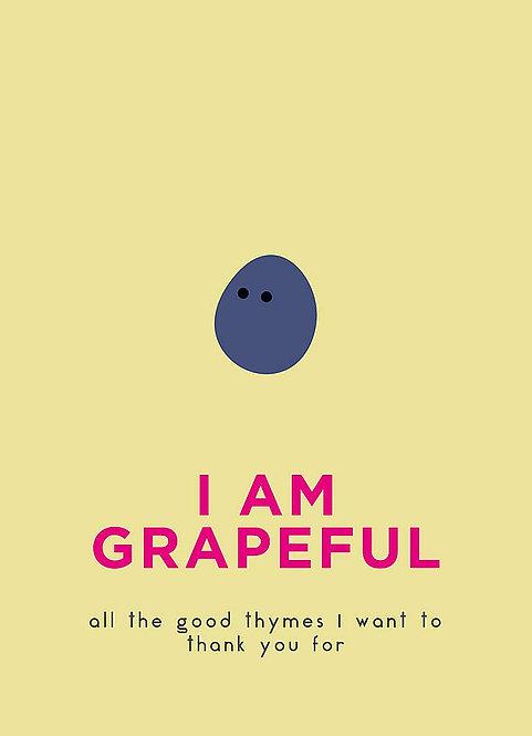 I Am Grapeful BOOK