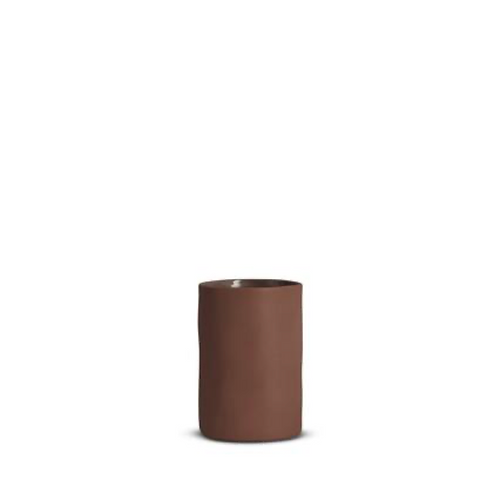 Cloud Vase Terracotta (S) - Marmoset Found