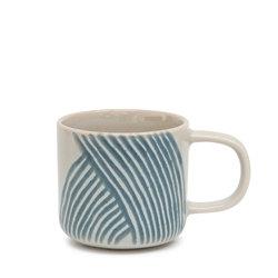 Sketch Mug Blue