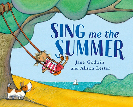 Sing me the Summer BOOK