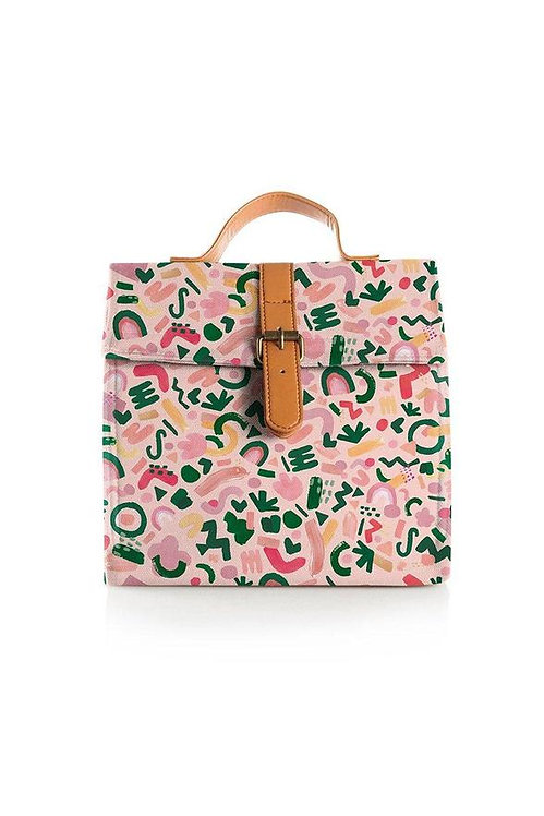 Champagne Allsorts Lunch Satchel  - THE SOMEWHERE CO.